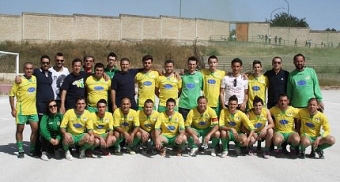 A Gibellina è festa grande. 2-0 sul Belice Calcio e promozione in seconda categoria
