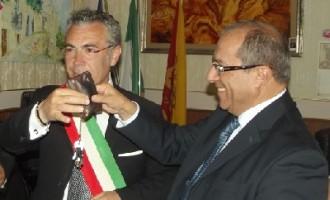 Partanna: passaggio di consegne al nuovo sindaco Nicola Catania