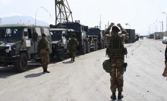 """""""Egadi 2013"""": il comando logistico dell'esercito incontra la popolazione"""