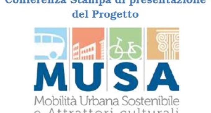Alcamo: giovedì 27 giugno conferenza stampa di presentazione Progetto M.U.S.A.