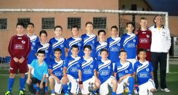 """L'Asd Nuova Partanna Calcio conquista il 1°posto al """"Torneo Esordienti Cup"""""""