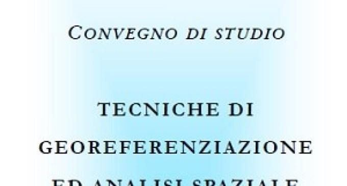 """Marsala: convegno """"Tecniche di georeferenziazione ed analisi spaziale dei tumori in Provincia di Trapani"""""""