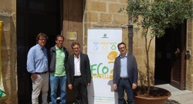 Castelvetrano: inaugurato stamattina l'Eco Sportello in collaborazione con Legambiente