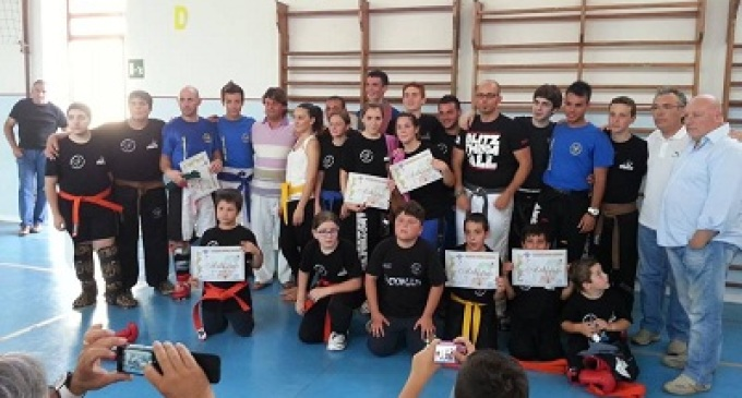 Partanna: l'Asd Another Way kick boxing va in ferie, per gli atleti esami conclusivi