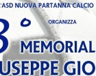 Partanna: al via il 3°Memorial Giuseppe Gioia