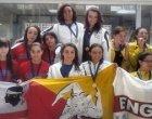 Alcamo: sindaco e assessore allo sport si congratulano per la vittoria delle nuotatrici alcamesi