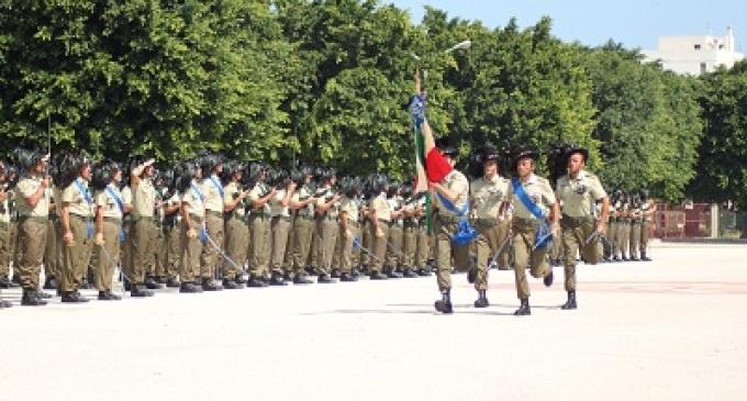 I Bersaglieri del 6° reggimento celebrano Alessandro La Marmora