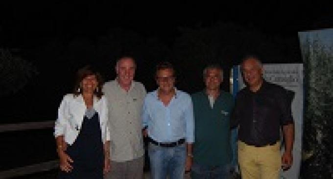 Castelvetrano: il Sindaco e l'Assessore Regionale Valenti ospiti della Summer School
