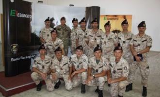 Brevetto sportivo tedesco al 6° Reggimento Bersaglieri di Trapani
