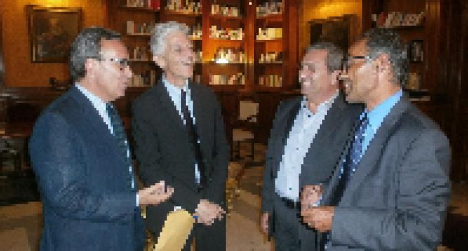 Gibellina: Sindaco Fontana incontra a Roma il Ministro dei Beni Culturali Bray
