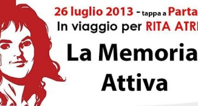 Partanna ricorda Rita Atria- la memoria attiva