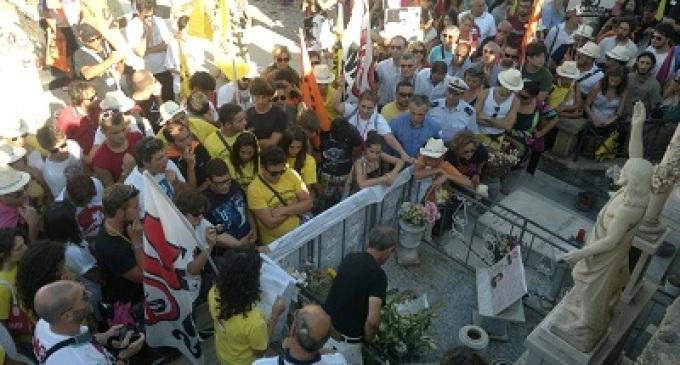 Partanna ricorda Rita Atria: tanti i giovani presenti nel giorno del suo anniversario