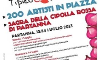 """Partanna: """"TipicueArte"""", tra gastronomia, arte e musica"""