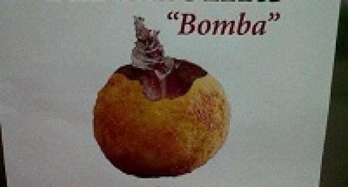 Partanna: sabato 3 agosto ritorna l'ARANCINA BOMBA al Bar Stassi