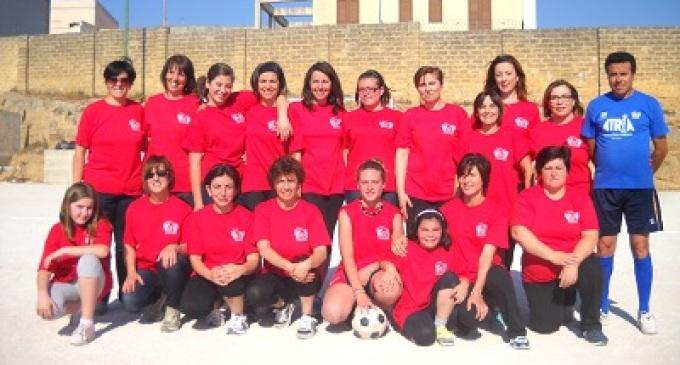 Festa finale per l'Asd Nuova Partanna Calcio