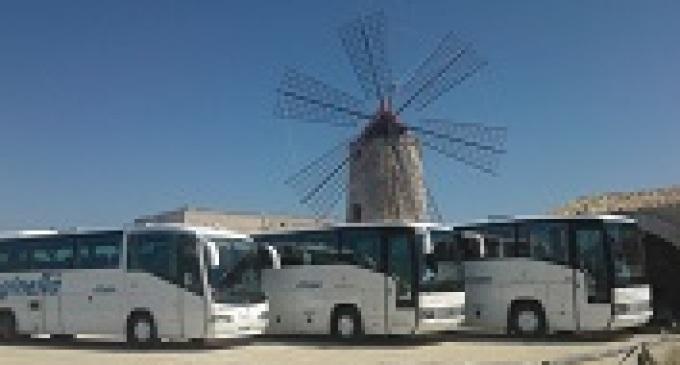 Alcamo: è partito il servizio pubblico urbano Alcamo-Alcamo Marina