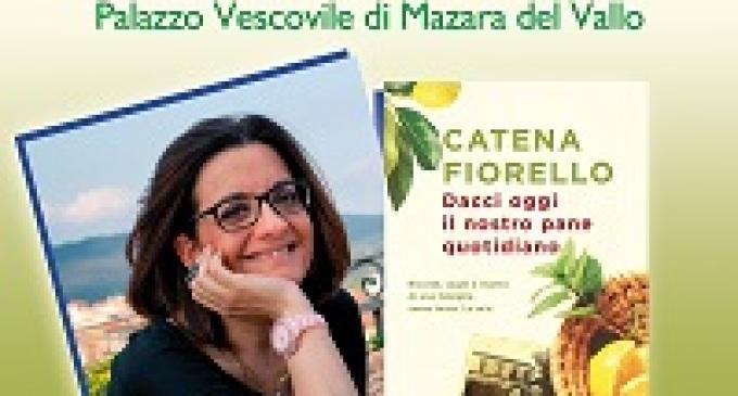 Mazara del Vallo: venerdì 2 agosto sarà presentato il nuovo libro di Catena Fiorello