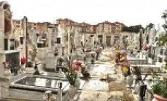 Castelvetrano: nuovi orari per l'apertura del cimitero comunale