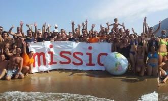 """""""Missio tour"""" e preghiera per le spiagge di Alcamo Marina, Castellamare del Golfo e San Vito lo Capo"""