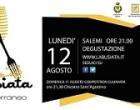 """Salemi: il 12 agosto si ripete l'appuntamento enogastronomico de """"La Busiata: intreccio mediterraneo"""""""