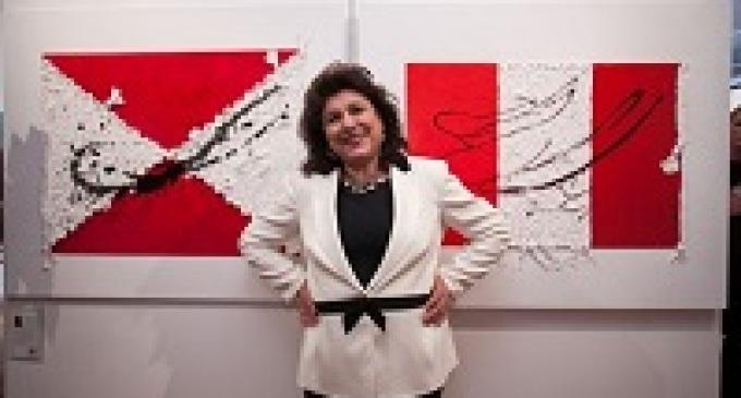 Castelvetrano: il Sindaco Errante manifesta la sua soddisfazione per l'artista castelvetranese Lia Calamia in mostra a New York