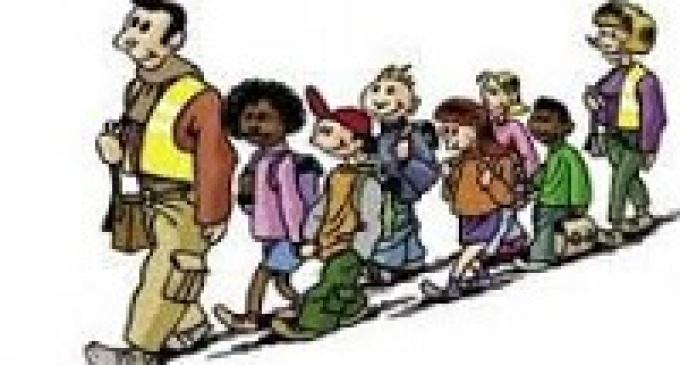 Alcamo: continua l'attività per l'avvio del servizio Pedibus per le scuole elementari del territorio