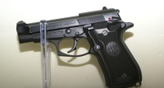Catania: arma con matricola abrasa, catanese arrestato a Padova
