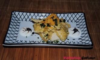 """""""…le delizie del PaLato"""": Bocconcini di pollo al latte con scalogno e curry"""