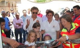 Castelvetrano: Sindaco inaugura la Struttura di Emergenza Abitativa dell'Associazione Angeli per la Vita