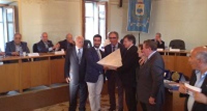 """Alcamo: il Sindaco Bonventre alla cerimonia de """"Italiani in patria e nel mondo"""""""