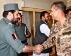 Afghanistan: il comandante della TSU-S incontra il governatore di Farah