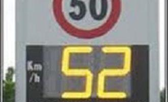 Castelvetrano: collocati dissuasori di velocità agli ingressi della città