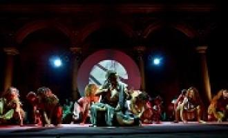 Selinunte: il Gobbo di Notre Dame, rinviato per il maltempo, andrà in scena domani sera  al Parco Archeologico