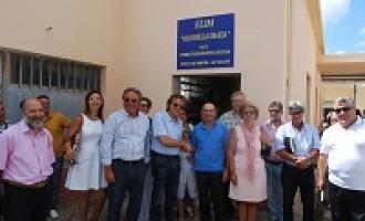 Castelvetrano: il Sindaco consegna all'Opera Evangelica locali per opere benefiche