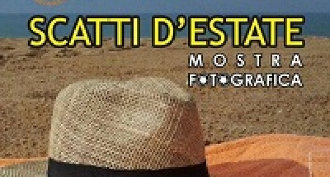 "Partanna: Al Castello Grifeo ""Scatti d'Estate"""