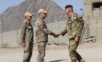 Afghanistan: il comandante del Comando Operativo di vertice Interforze visita il contingente militare italiano