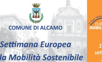 Alcamo: giovedì avrà luogo la conferenza stampa per la presentazione della settimana europea della mobilità sostenibile