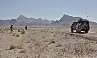 Afghanistan: pattuglia italiana oggetto di colpi d'arma da fuoco