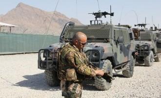 Partanna: intervista al Caporal Maggiore Capo scelto Luigi Patti