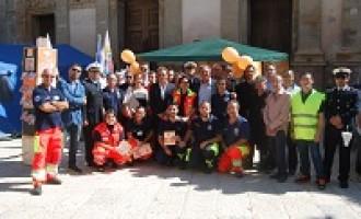 """La campagna nazionale sulla riduzione del rischio sismico """"Terremoto io non rischio"""", presente a Castelvetrano"""