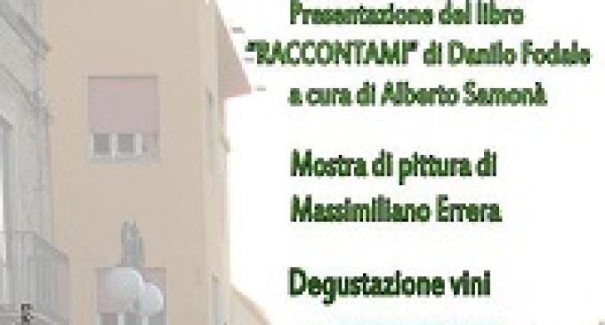 """Paceco: venerdì 6 settembre avrà luogo l'iniziativa """"Racconti in piazza"""""""