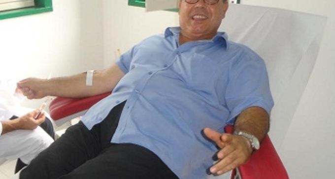Avis di Partanna: donatore esemplare stabilisce record di 70 donazioni