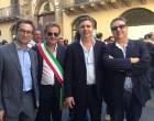Castelvetrano: il Sindaco Felice Errante guida la delegazione per la manifestazione Anci