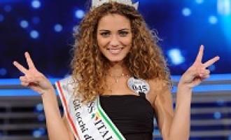 Alcamo: il Sindaco si congratula con Luana Filippi, la giovane alcamese che parteciperà alle semifinali di Miss Italia