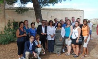 Castelvetrano: una delegazione di deputati ed imprenditori statunitensi incontrano gli amministratori