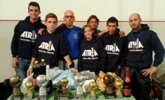 Partanna: l'ASD Another Way kick boxing  sul podio ai Campionati del Mondo di Alcamo