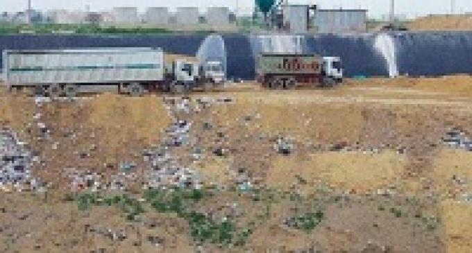 Emergenza  rifiuti, riapre la discarica di Campobello di Mazara