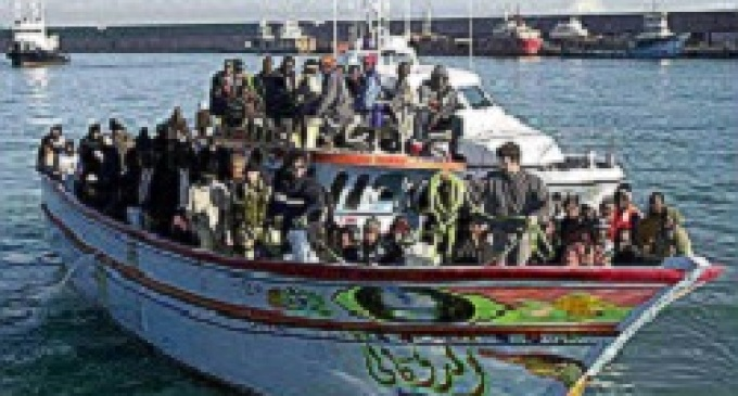 Lampedusa: che tragedia!!! in 500 tra morti e dispersi!!!