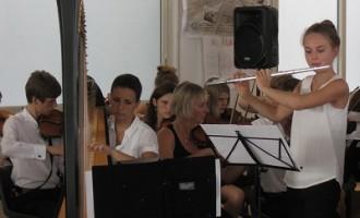 """L'orchestra giovanile svizzera ospite all' """"Istituto Comprensivo L.Pirandello-S.G.Bosco"""" di Campobello di Mazara"""