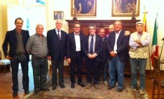 Il Vice-Presidente dell'ARS in visita a Castelvetrano
